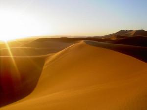 Dune_sunrise